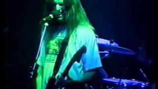 Fu Manchu - Evil Eye - live Stuttgart 1999 - Underground Live TV recording
