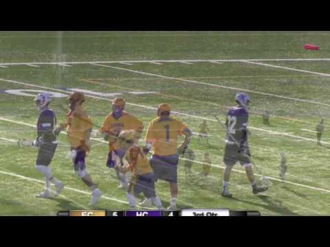Elmira College Men's Lacrosse vs. Houghton College