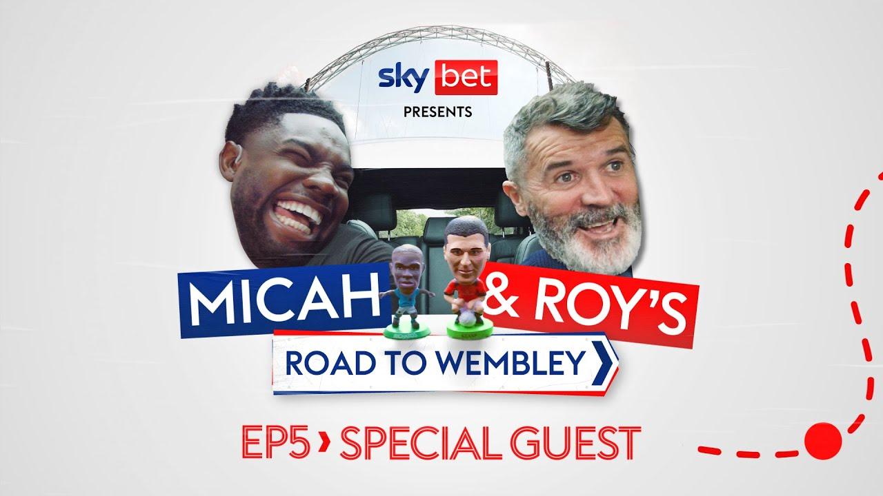 Micah Richards & Roy Keane's Road to Wembley | Episode 5