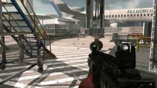 Call Of Duty : Modern Warfare 3 PC GAMEPLAY !