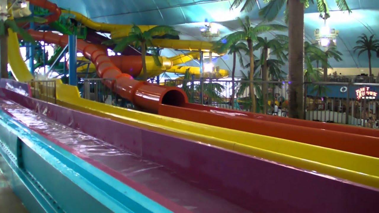 Fallsview Indoor Waterpark 2012 Youtube