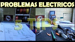 5 tips necesarios para reparar problemas electricos en el auto (PARA EMPEZAR)