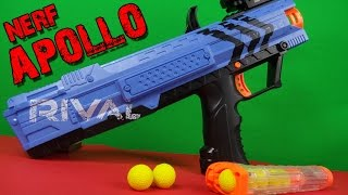 """NERF RIVAL APOLLO XV-700 BLASTER"" -Vorstellung"