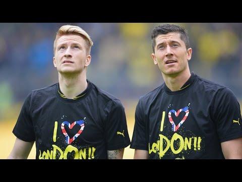 Reus & Lewandowski  Friends Forever  2015