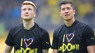 Reus & Lewandowski | Friends Forever | 2015