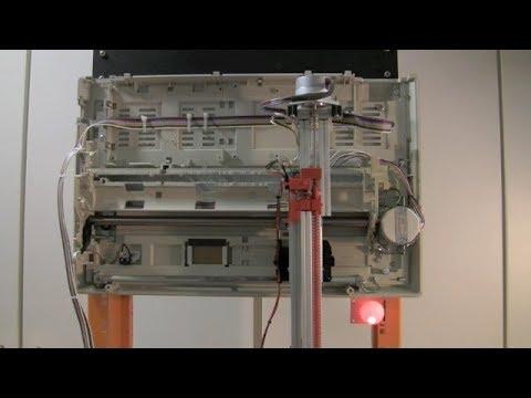 Styrofoam Robot
