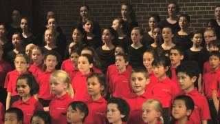 "Cantabile Youth Singers - ""When I Close My Eyes"" by Jim Papoulis"