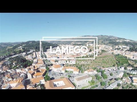 LAMEGO // SINTO A CIDADE PORQUE...