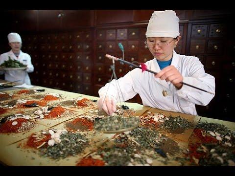 El arte de sanar - Medicina tradicional china