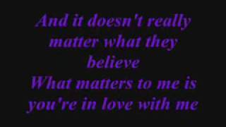 Download Doesnt really matter Lyrics Mp3 and Videos