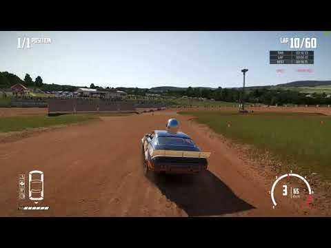 Wreckfest - Bloomfield Speedway Figure 8 (1 Lap / A Class) [18.862]