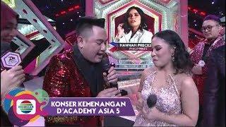 Nassar Penuhi Janji Beri Berlian ke Hannah Precillas-Philippines | D'Academy Asia 5