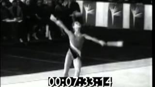 1978. Мастера художественной гимнастики в Риге.