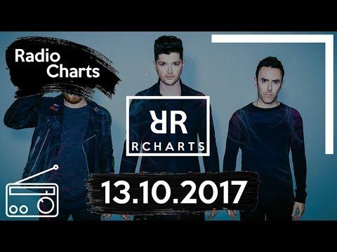Top 10 Radio-Charts vom 13.10.2017 (Offizielle Deutsche Radio-Charts)