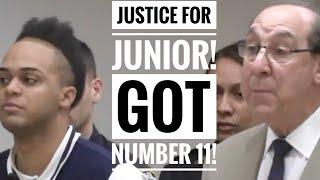 Justice for Junior! 11th suspect in custody!