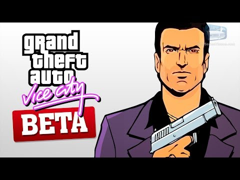 GTA Vice City Beta Version and Removed Content - Hot Topic #10