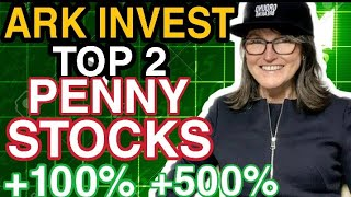 ARK INVEST BUYING PENNY STOCKS THAT ARE EXPLODING! BEST PENNY STOCKS TO BUY NOW? NNDM STOCK A BUY?