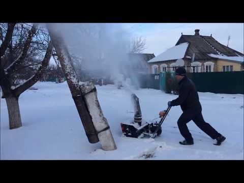 Снегоуборщик своими руками из штиля 145