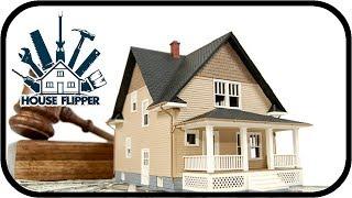 House Flipper - Die erste Hausversteigerung #003 - Handwerker Simulator Deutsch Gameplay