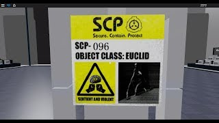 ROBLOX| SCP-096| BnD (Build and Destroy)