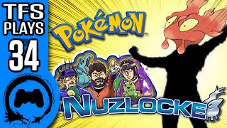Pokemon Silver NUZLOCKE Part 34 - TFS Plays - TFS Gaming