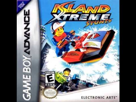 Lego Island Xtreme Stunts GBA OST - Blue Room - YouTube