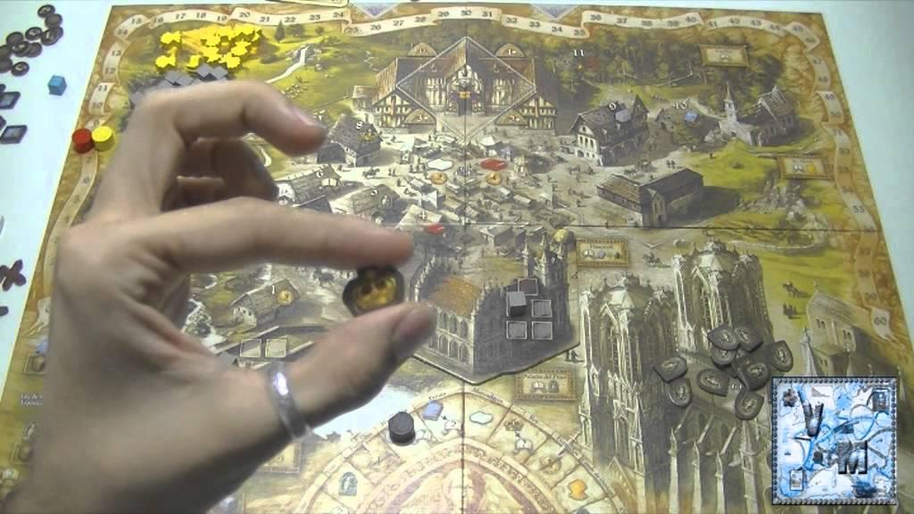 Un mundo sin fin juego de mesa rese a aprende a jugar for Viciados de mesa