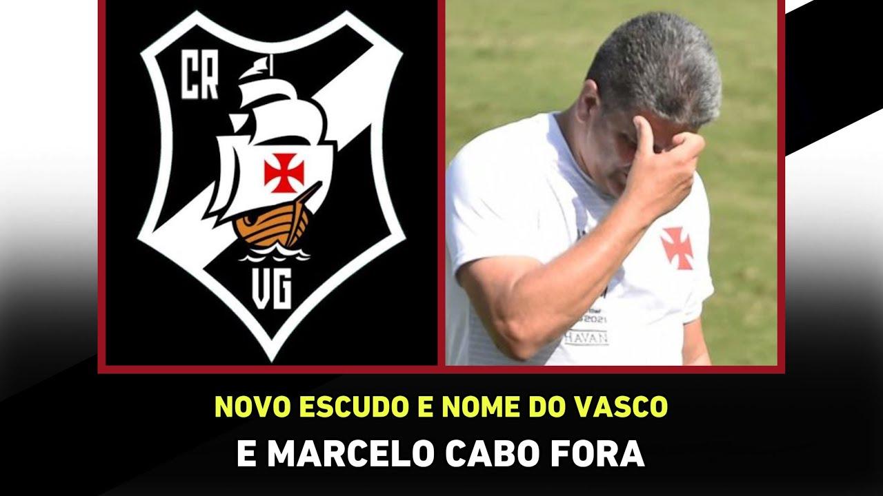 REAL Vasco da Gama? Mudança de nome e Marcelo Cabo EXPULSO! I Vasco Notícias