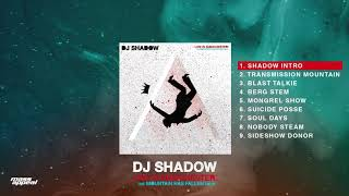 DJ Shadow - Shadow Intro (Live In Manchester) [HQ Audio]