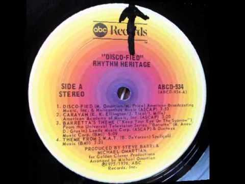 Barettas Theme (Keep Your Eye On The Sparrow)-Rhythm Heritage'76