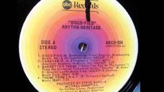 Barettas Theme (Keep Your Eye On The Sparrow)-Rhythm Heritage