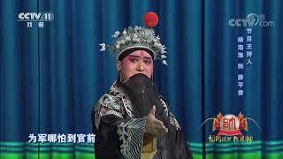 [梨园闯关我挂帅]京剧《武家坡》选段 演唱:红果果 绿泡泡  CCTV戏曲