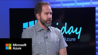 Azure Friday: Azure App Service with Hybrid Connections to On-premises Resources