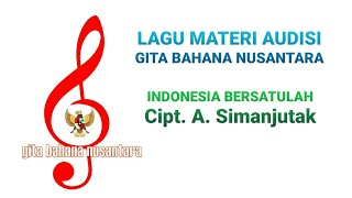 INDONESIA BERSATULAH