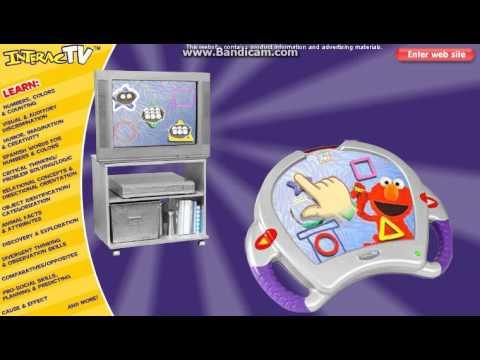 Fisher Price InteracTV Intro - YouTube