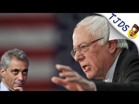Bernie Sanders Blasts Chicago Mayor Like No Candidate Ever Would