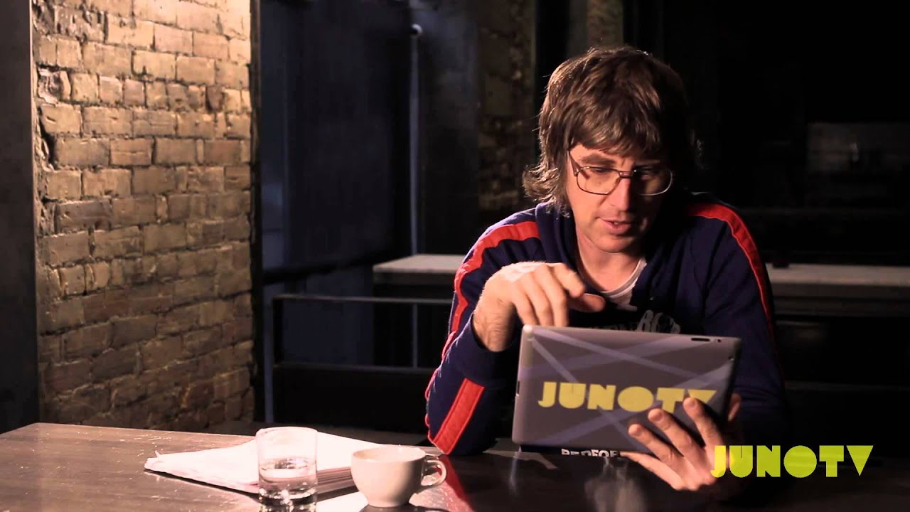Sloan S Chris Murphy Interview With Juno Tv S Take Two Youtube