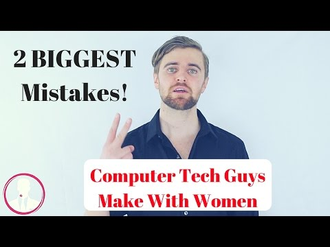 2 Biggest Mistakes Computer Tech Guys Make With Women from YouTube · Duration:  3 minutes 16 seconds