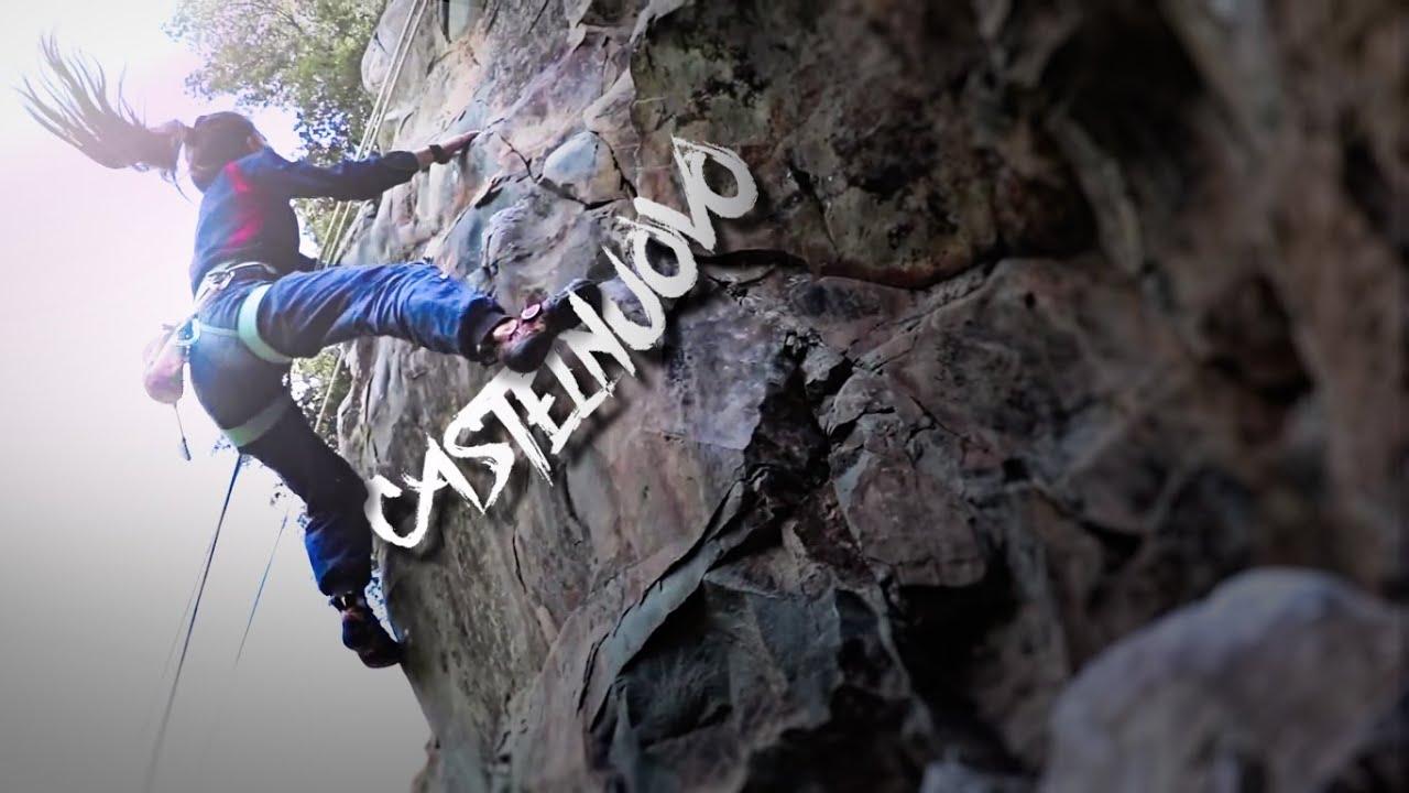 l arrampicata su roccia può aiutarti a perdere peso