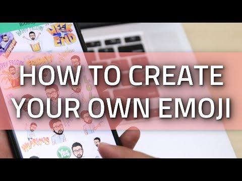 How to Make Your Own Emojis and Stickers Using Bitmoji