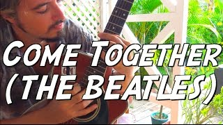 Come Together (The Beatles) - Tuto gratte acoustique groovy