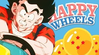 Happy Wheels - DRAGON BALL Z LEVELS | Part 2