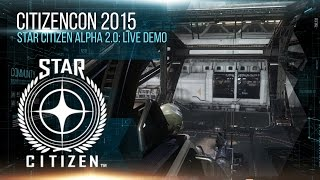 Star Citizen Alpha 2.0: Live Demo