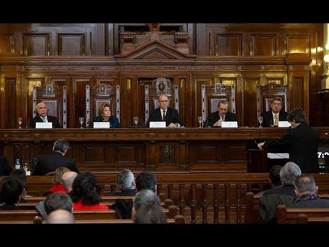 Audiencia pública ante la Corte en causa por ordenanza municipal que prohíbe a supermercados abrir los días domingo