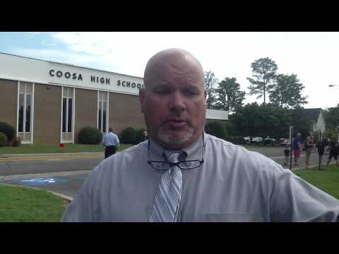 Coosa High School Groundbreaking