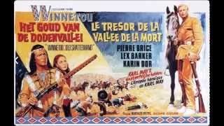 Winnetou und Old Shatterhand im Tal der Toten (Titelmusik)