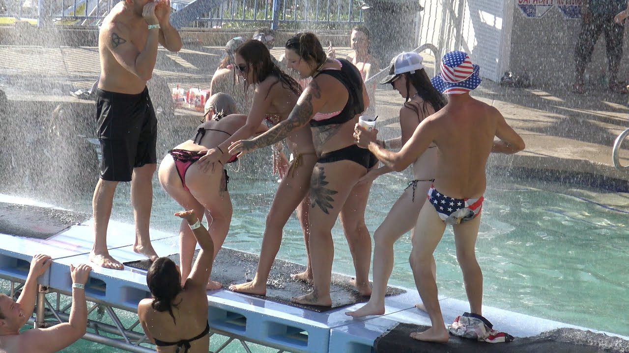 Lake havasu memorial day bikinis