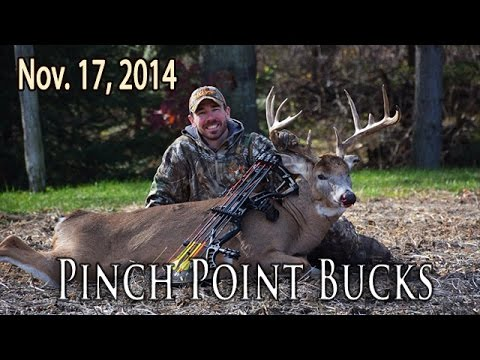 Midwest Whitetail | Using Topography to Hunt Deer