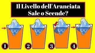 TEST DEL QI Online Rapido in Italiano - 5 domande per vedere la tua INTELLIGENZA