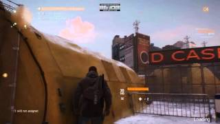 Gameplay The Division R9 270x Ultra Full HD 60Fps